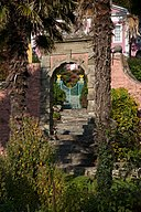 Portmerion, gateway - view from S.jpg