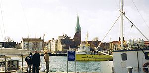 Helsingør - Helsingør port