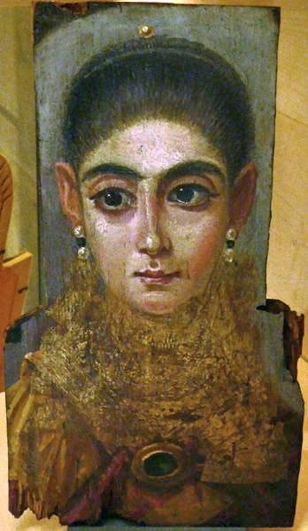 Portrait du Fayoum 02