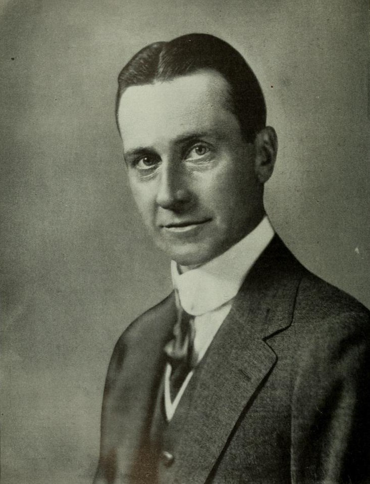 Portrait of George Parmly Day