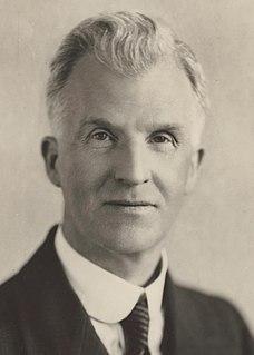 James Scullin Australian politician, ninth Prime Minister of Australia