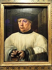Portrait of Jean Carondelet