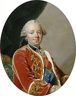 French general, diplomat and statesman