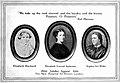 Portraits of E. Blackwell, E.Garrett Anderson, .S Jex-Blake Wellcome L0019497.jpg