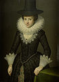 Portret van Anna Boudaen Courten (1599-1622) Rijksmuseum SK-A-919.jpeg