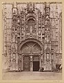 Portugal, portaal Gotische kathedraal, RP-F-F01139-EI.jpg