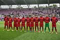 Portugal football team - Croatia vs. Portugal, 10th June 2013.jpg