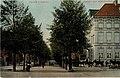 Postcard 1587 Willem II Singel, Groet uit Roermond recto.jpg