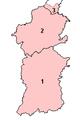 PowysParliamentaryConstituenciesPre2007.png