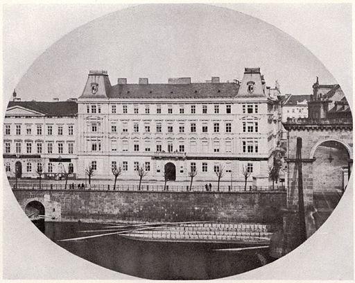 PragueLazanskyPalace1865
