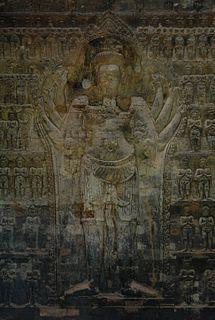 Ishanavarman II Angkorian king