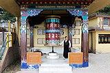 Prayer wheel, Dharamsala.jpg