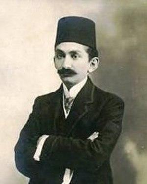 Sultanzade Sabahaddin - Image: Prens Sabahattin