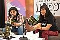 Presentación en FENAL 2017 del libro Video Killed the radio star de Daniel Rojas Pachas.jpg