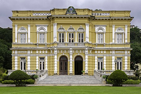 President's Summer home, Rio Negro Palace, Petrópolis, Rio de Janeiro