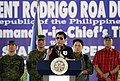 President Rodrigo Duterte assures troops of 5th Infantry Division that they have his support.jpg