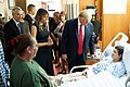 President Trump and the First Lady in Dayton, Ohio (48482621681).jpg