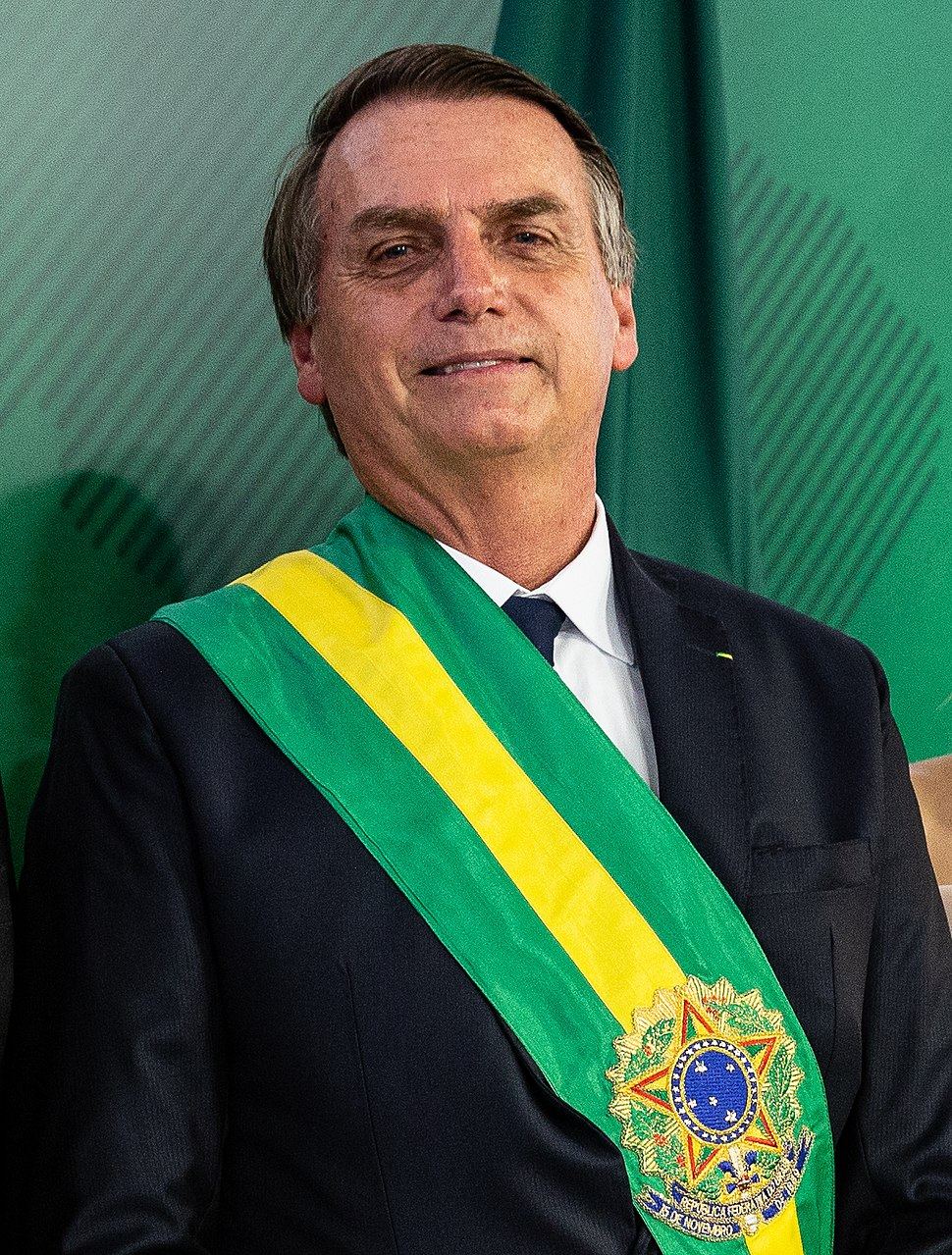 Presidente Jair Messias Bolsonaro