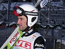 Primož Peterka at Holmenkollen 2005.jpg