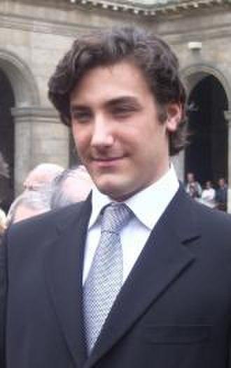 Jean-Christophe, Prince Napoléon - Image: Prince Napoléon