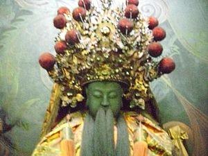 Wang Ye worship - Prince Su Fuda.