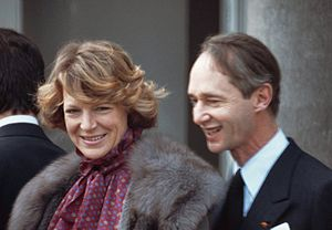 Carlos Hugo, Duke of Parma - Carlos Hugo and Princess Irene in 1978.