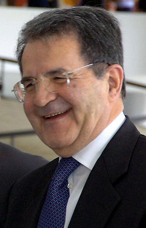 Prodi Commission - Commission President Prodi