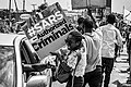 Protest to dissolve the police division in Nigeria called SARS.jpg
