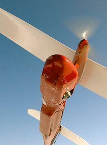Pteryx UAV, un aereo civile di tipo UAV per fotografie aeree.