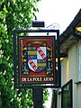 Pub sign - geograph.org.uk - 1286813.jpg