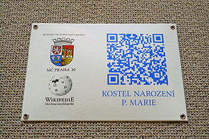 Trmal Villa - Image: Q Rpedia in Prague 10 2
