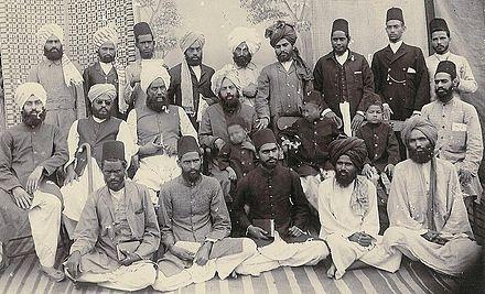 Qadian c.1899