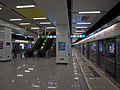 Qilizhuang station platform.jpg