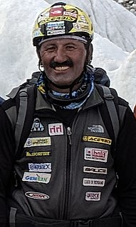 Qudrat Ali Pakistani mountaineer