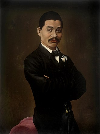 Mei Quong Tart - Portrait of Quong Tart, ca. 1880s, State Library of NSW