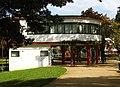 Rödelheim, Brentanopark, Pavillion.JPG
