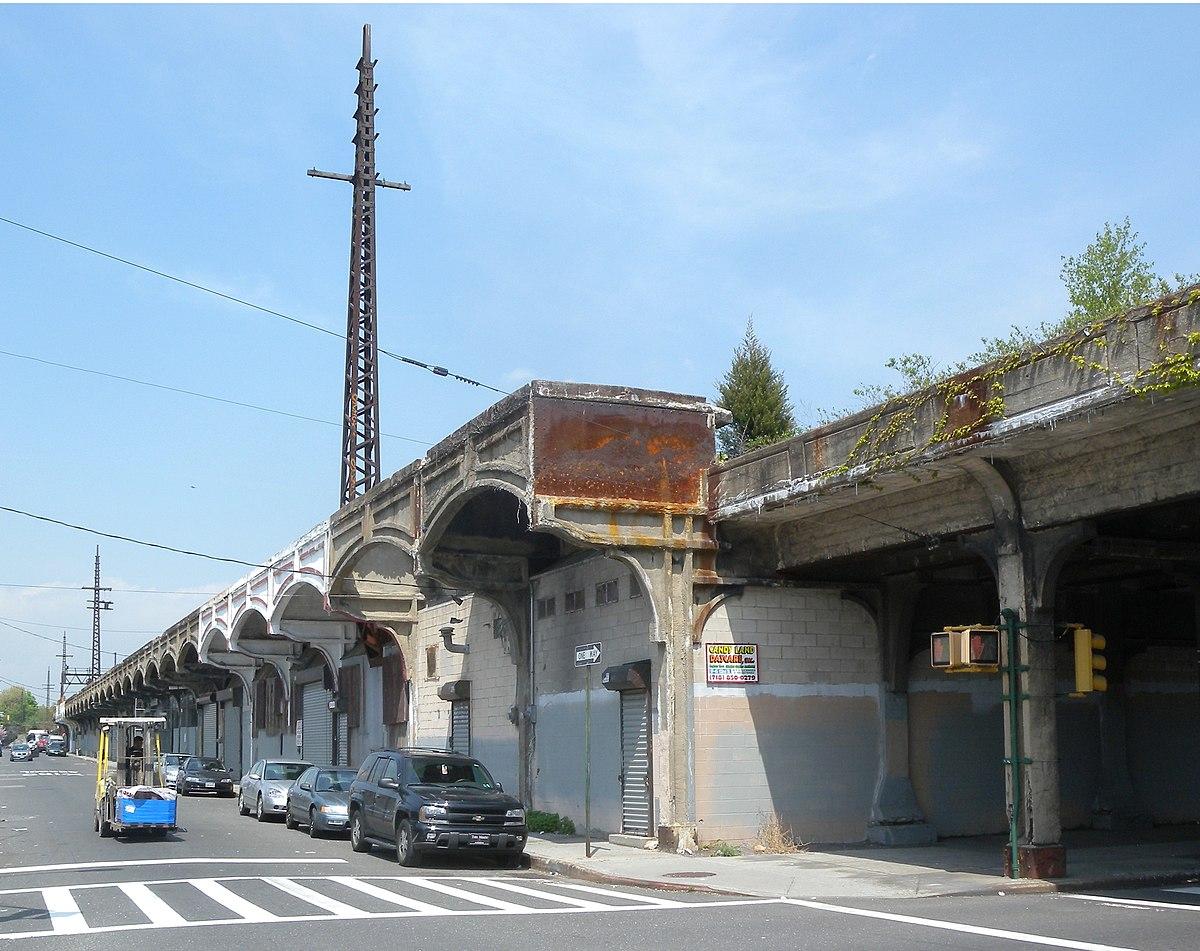 City Line Avenue >> Ozone Park station (LIRR) - Wikipedia