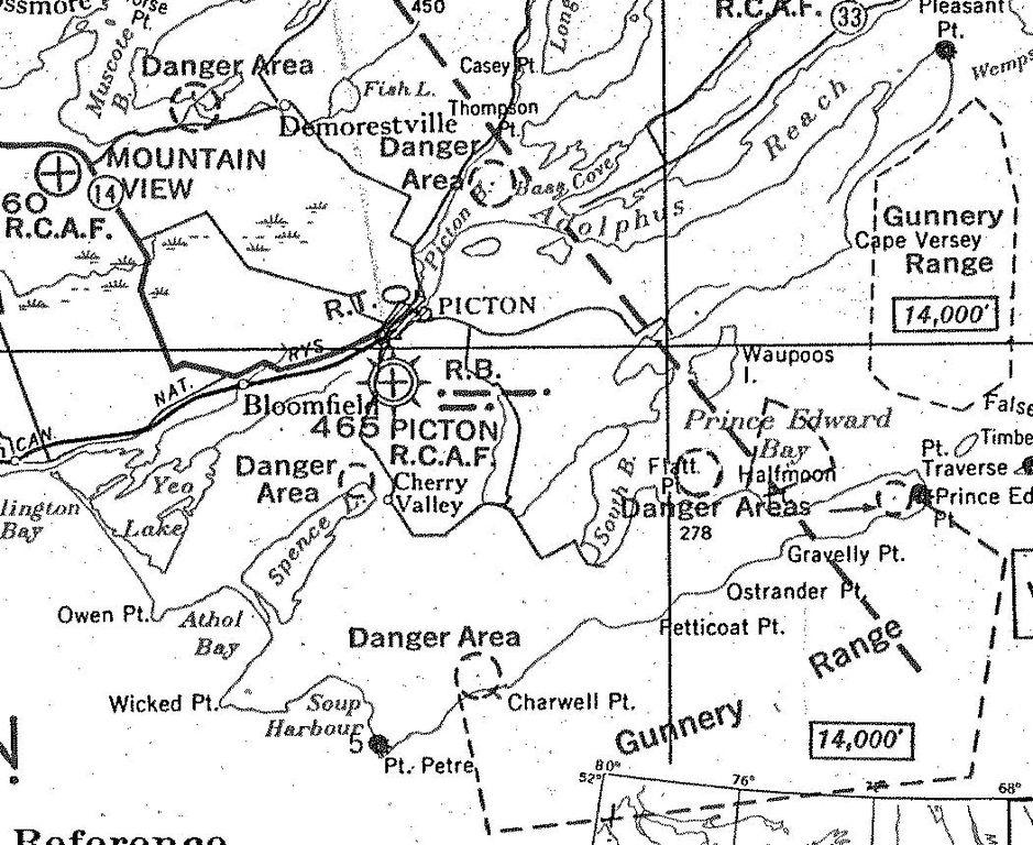 O Ring Chart: RCAF Picton Nav Chart Fragment.JPG - Wikimedia Commons,Chart