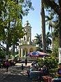 RELOJ-CAMPANARIO EN PARQUE DE AHUACHAPAN. - panoramio.jpg
