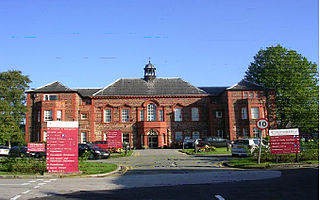 Booth Hall Childrens Hospital Hospital in Greater Manchester, England