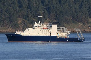 oceanographic research ship