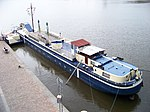 Rašínovo nábřeží, loď Kristian Marco.jpg