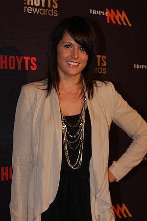 Rachel Corbett (radio presenter) - Corbett at the premiere of The Nullarbor Nymph, 2012.