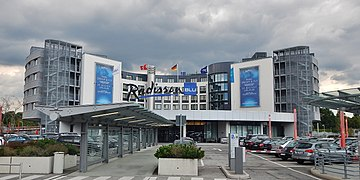 Hotel Amsterdam In Hamburg