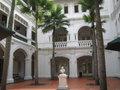 Raffles Hotel back courtyard.JPG