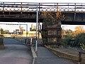 Railway Bridge over Esplanade Road, Strood - geograph.org.uk - 1044609.jpg