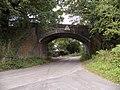 Railway bridge at Birch Green - geograph.org.uk - 1495714.jpg
