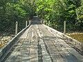 Rainforest bridge - Brücke im Regenwald (22865053310).jpg