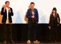 Rainn Wilson, James Gunn and Elliot Page at SXSW.png
