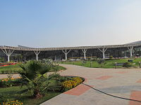 Raipur International Airport- New Terminal.JPG